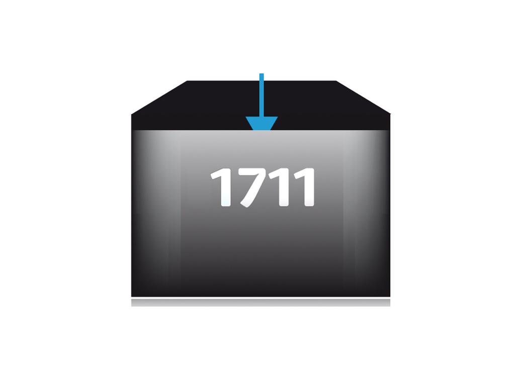Ref. 1711 - Pochette avec rabat