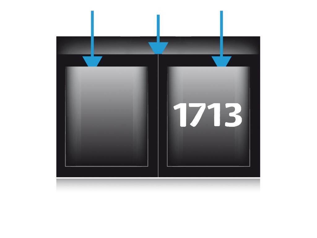 Ref. 1713 - Étui 2 cartes de crédit