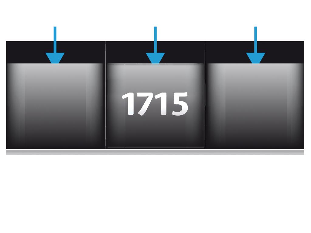 Ref. 1715 - Pochette 3 volets