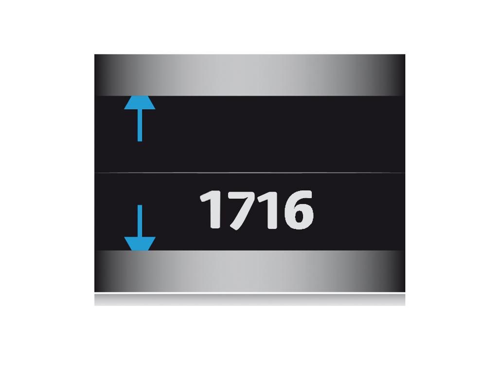 Ref. 1716 - Étui chéquier portefeuille