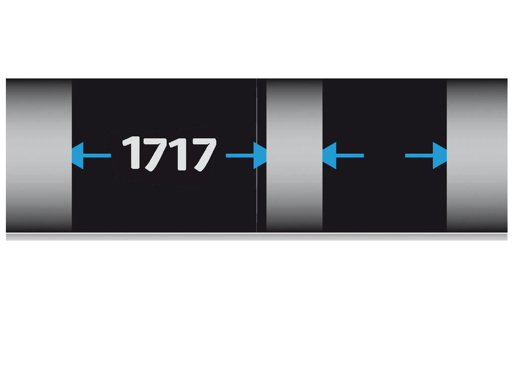 Ref. 1717 - Étui chéquier long