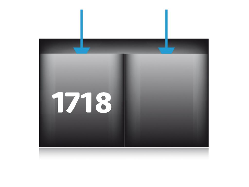 Ref. 1718 - Pochette 2 volets