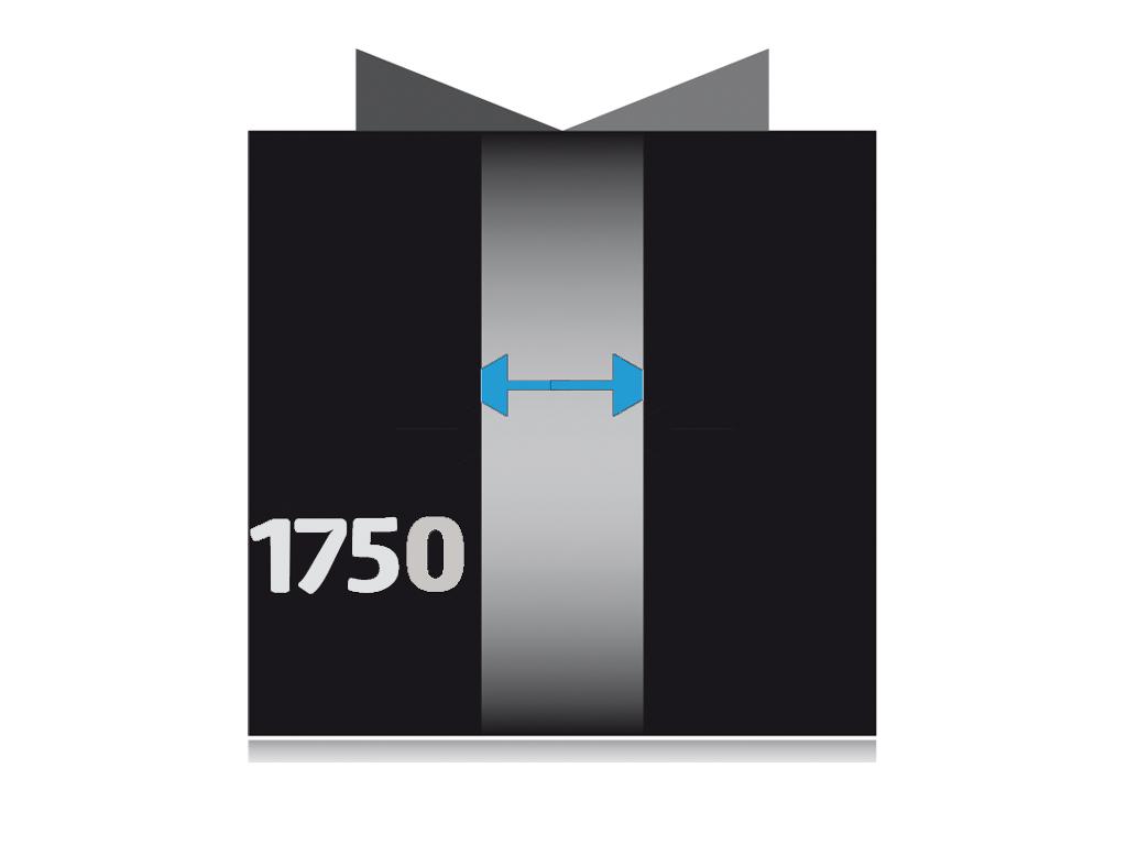 Ref. 1750 - Pochette avec intercalaires