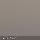 Gomme Unie Gris Clair