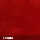 Velours Rouge Vermillon