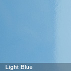 Glossy Light Blue