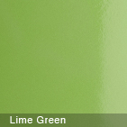 Glossy Lime Green