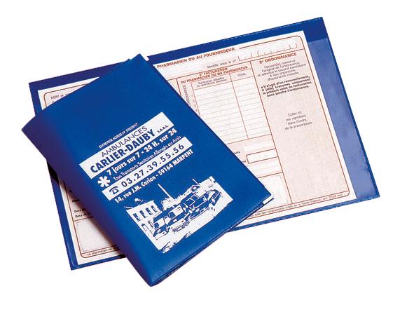 Ref. 1301 - Garde ordonnance - 1 poche