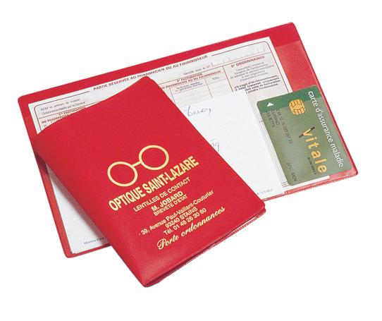 Ref. 1303 - Garde ordonnance - 3 poches