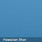Plain Gum Hawaiian Blue
